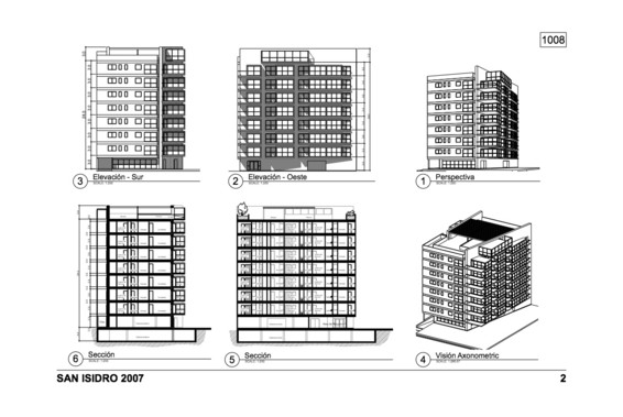 Apartment Design Competition architect, joel freeson carico : architect : aia lima competition
